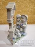 Фарфоровая статуэтка Молитва, фото №9