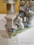 Фарфоровая статуэтка Молитва, фото №11