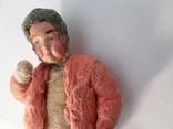 Елочная игрушка мальчик в костюме . 1920 - 1930 гг ., фото №4