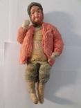 Елочная игрушка мальчик в костюме . 1920 - 1930 гг ., фото №7