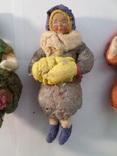 Елочные игрушки СССР  . 1920 - 1930 гг, фото №5