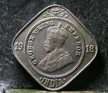 Индия 2 анны, 1918, фото №2
