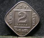 Индия 2 анны, 1918, фото №3