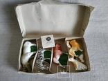 Зоопарк Осташевская фабрика игрушек Саванна СССР полный комплект этикетки коробка, фото №3
