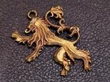 Дракон необычный коллекционная миниатюра бронза, фото №2