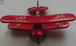 Модель Самолетов Кукуруздник красный(1979года),Самолет Boeing 747(1973года), фото №2