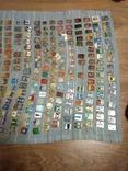 Коллекция значков города ссср, фото №2