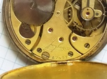 Механизм к старым карманным часам, фото №6