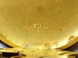 Механизм к старым карманным часам, фото №7