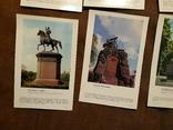 Місто герой Київ, полный комплект открыток, большой формат, фото №5