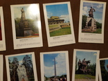 Місто герой Київ, полный комплект открыток, большой формат, фото №6