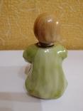 статуэтка девочка с мячом ссср, фото №4