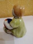 статуэтка девочка с мячом ссср, фото №5
