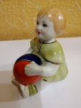 статуэтка девочка с мячом ссср, фото №6