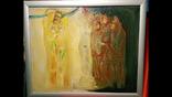 """""""Продаж Галатеї"""",1988 р.,п/темпера, фото №2"""