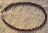 Ожерелье колье серебро, марказиты., фото №5