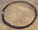 Ожерелье колье серебро, марказиты., фото №12
