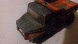 Грузовик франция моделька под реставрацию, фото №3