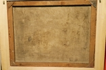 """Натюрморт с арбузом"",х/м,1954 г.,90×70 см., фото №10"