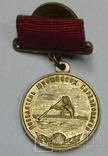 Медаль  Чемпион СССР каноэ ( юноши ) 1968год, фото №2