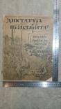 Диктатура пролетариата. авто-литографии Арцебушева. 1918 г., фото №3