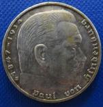 Німеччина 1938 рік (Е) фото 1