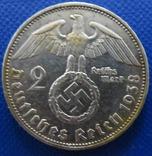 Німеччина 1938 рік (Е) фото 2