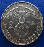 Німеччина 1938 рік (F) фото 2