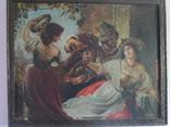 Картина.копия-октябрьский праздник в риме, фото №2