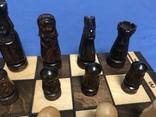 Шахматы Muminek от Mason 60*60 cm, фото №6