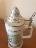 Пивной бокал, пивная кружка, фото №2