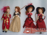 4 куклы, фото №2