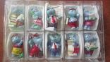 Бегемоты-киндер около 100 шт. + много разных предметов на тему бегемотов, фото №5