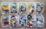 Бегемоты-киндер около 100 шт. + много разных предметов на тему бегемотов, фото №6