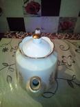 Фарфоровый чайник редкость клеймо., фото №5