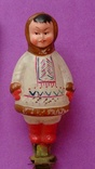Эскимос. Елочная игрушка., фото №3