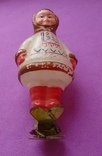 Эскимос. Елочная игрушка., фото №7