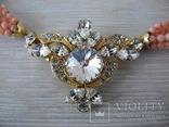 Ожерелье коралл Angel skin вес 34,4 гр, фото №6