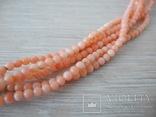 Ожерелье коралл Angel skin вес 34,4 гр, фото №7