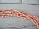 Ожерелье коралл Angel skin вес 34,4 гр, фото №8