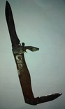 Складной 3-х предметный нож Монкавшири,Тбилиси,Грузия,СССР, фото №2