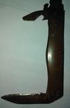 Складной 3-х предметный нож Монкавшири,Тбилиси,Грузия,СССР, фото №6