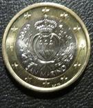 Сан-Марино 1 євро 2009 року