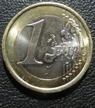 Сан-Марино 1 євро 2009 року фото 2