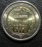 Сан-Марино 2 євро 2007 року
