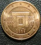 Мальта 5 центів 2008 року