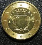 Мальта 10 центів 2008 року