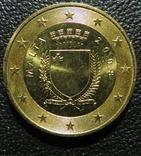 Мальта 50 центів 2008 року