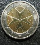 Мальта 2 євро 2008 року