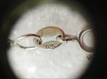 Цепочка с кулоном серебро 925, фото №7